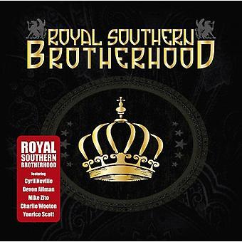 Royal sydlige broderskab - Royal sydlige broderskab [CD] USA importerer