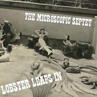 Microscopic Septet - Lobster Leaps in [CD] USA import