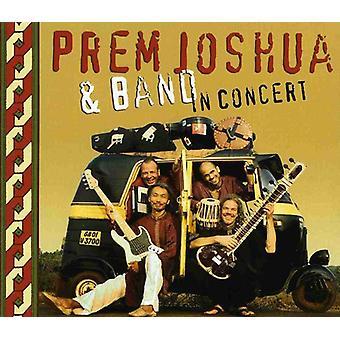 Prem Joshua & Band - i koncert [CD] USA import