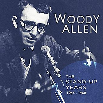 Woody Allen - Stand-Up år [CD] USA import
