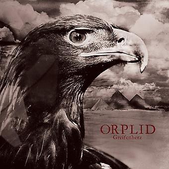 Orplid - Greifenherz [CD] USA importerer