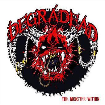 Degradead - Monster inden for [CD] USA import