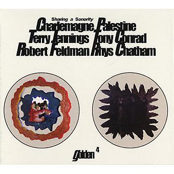 Charlemagne Palæstina - deling en klang (Golden 4) [CD] USA importerer