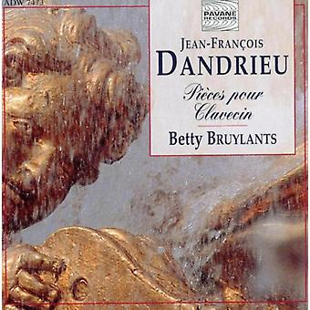 Dandrieu / Bruylants - stykker Pour Clavecin [CD] USA import