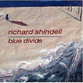 Richard Shindell - Blue Divide [CD] USA import
