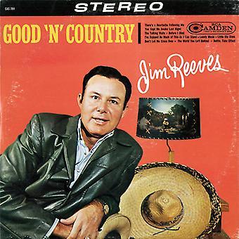 Jim Reeves - n buen país [CD] USA importar