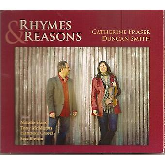 Catherine Fraser & Duncan Smith - Rhymes & Reasons [CD] USA import