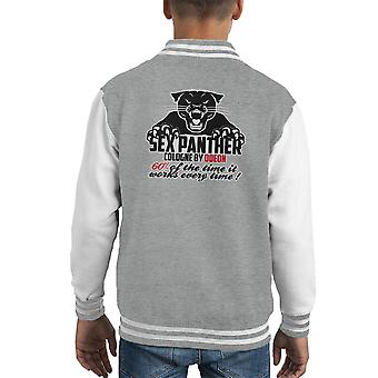 Sex Panther Cologne par Varsity Jacket de Odeon Anchorman Kid