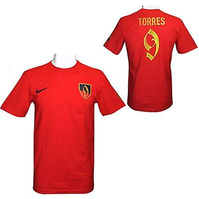 Torres Nike Hero T Shirt Mens XL