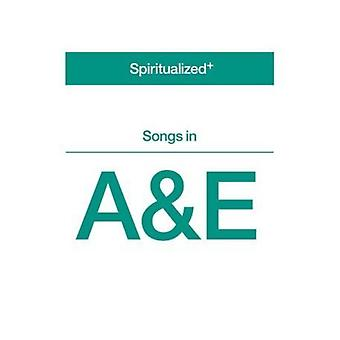 Spiritualized - importeren nummers in a&E [CD] USA