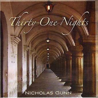 Nicholas Gunn - tredive - én nat [CD] USA import