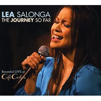 Lea Salonga - rejse hidtil [CD] USA importerer