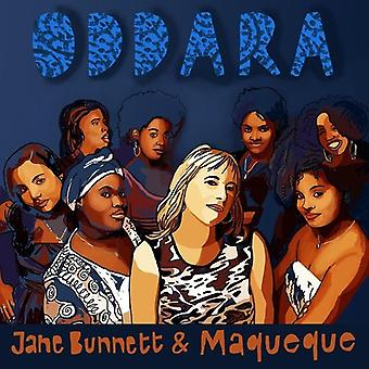 Bunnett, Jane / Maqueque - Oddara [CD] USA import