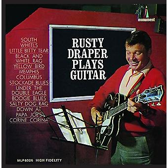 Rusty Draper - Plays Guitar [CD] USA import