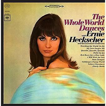 Ernie Heckscher - hela världen dansar [CD] USA import