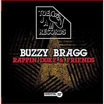 Buzzy Bragg - Rappin Duke & Friends [CD] USA import