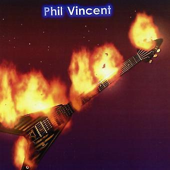 Phil Vincent - importazione USA rumore bianco [CD]