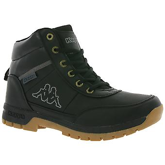 Kappa shoes men's trekking boots bright mid light black