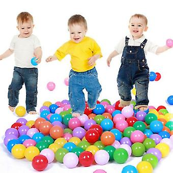 Plastic Play Balls for Ball Pits swimming pool children Bouncy Castle Toys Various
