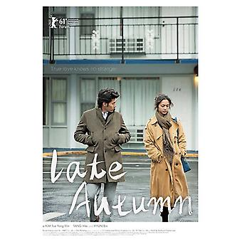 Finales otoño Movie Poster (11 x 17)