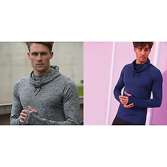 AWDis Just Cool Mens Cowl Neck Long Sleeve Baselayer Top