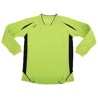 SOLS Childrens/Kids Azteca Long Sleeve Football / Goalkeeper Shirt