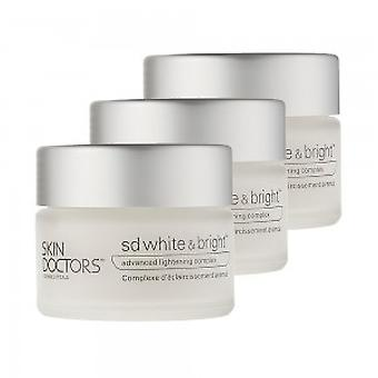Skin Doctors SD White & Bright - 3 Pack