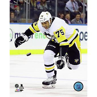 Ryan Reaves 2017-18 Aktion Fotodruck