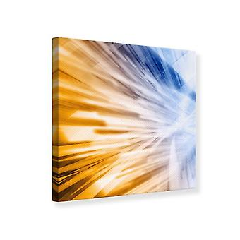 Canvas Print Abstract Galaxy