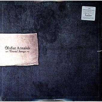 Olafur Arnalds - fundet sange [Vinyl] USA import