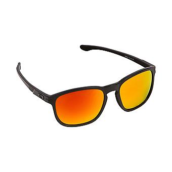 Best SEEK Polarized Replacement Lenses for Oakley ENDURO Black Red Mirror