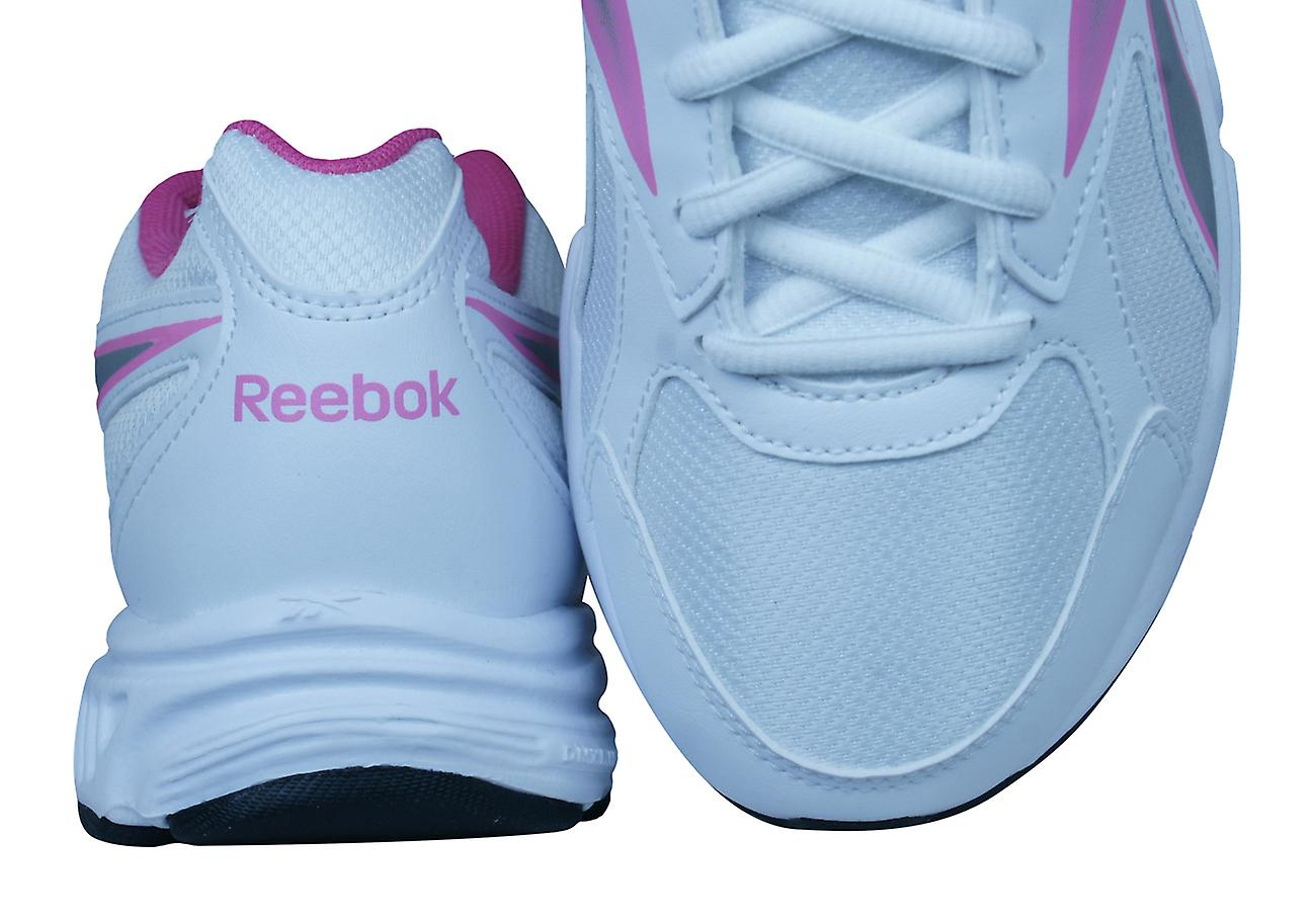 Runner Trainers Reebok RS Tranz White Running Womens Reebok qTPa5T