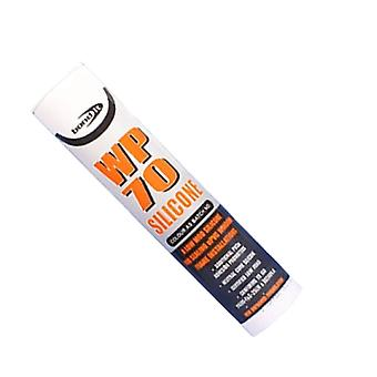 Bond It WP70 Neutral Cure Oxime Silicone (310ml) - Rosewood