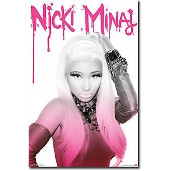 Nicki Minaj Poster Print