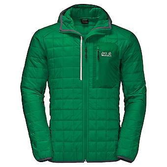 Jack Wolfskin Mens Andean Peaks Jacket Forest Green (Small)