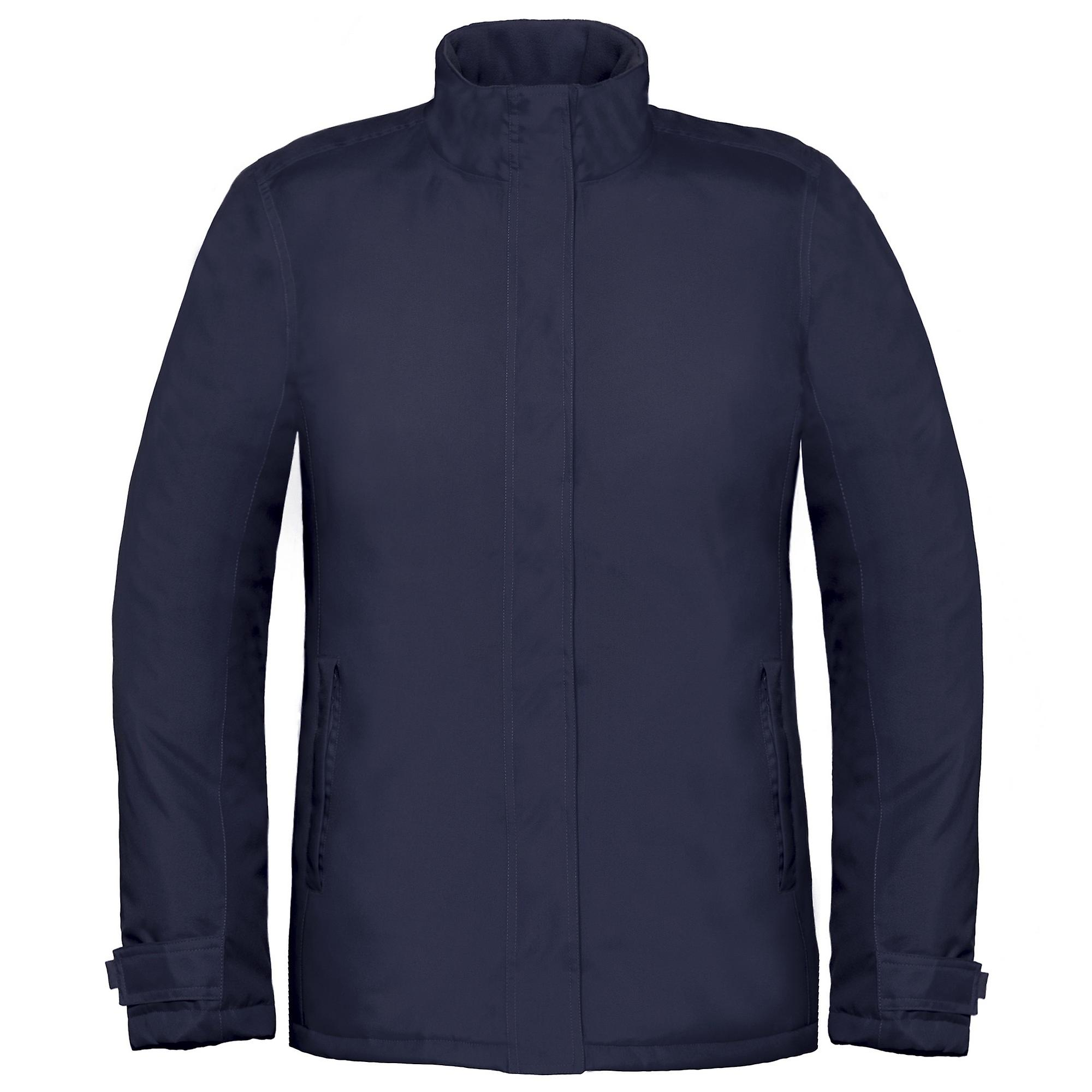 8bd2695be B&C Womens/Ladies Premium Real+ Windproof Waterproof Thermo-Isolated Jacket  | Fruugo