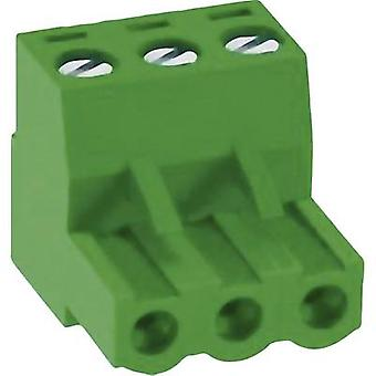 Socket enclosure - cable MC Total number of pins 5 DECA 1192091 Contact spacing: 5.08 mm 1 pc(s)