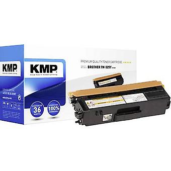 KMP Toner cartridge replaced Brother TN-325Y Compatible Yellow
