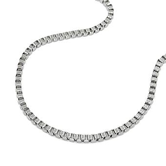 Necklace box chain stainless steel