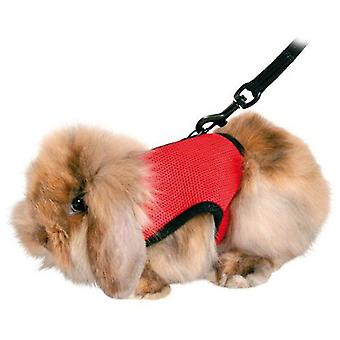 Trixie Nylon Harness for Rodents and Guinea Pigs, Fully Adjustable