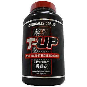 Nutrex T-Up 120 Capsules (Sport , Muscle mass , Natural anabolics)