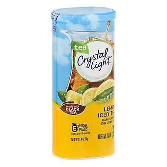 Crystal Light Lemon Iced Tea Drink Mix