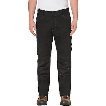 CAT Workwear Mens Custom Lite Durable Contrast Work Trousers Pants