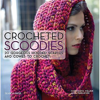 Search Press Books-Crocheted Scoodies SP-13024