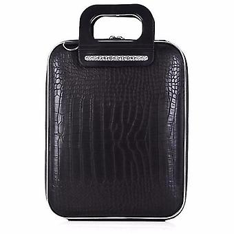 Cocco Bombata koffert for 12 tommers laptop Siena av Fabio Guidoni - svart