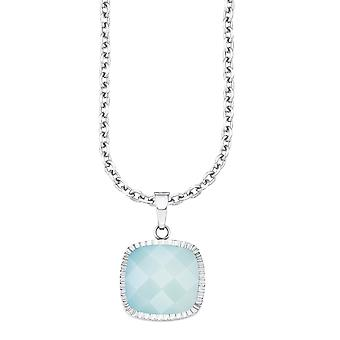 s.Oliver Jewel Ladies chain stainless steel glass turquoise SO1257 / 1-523905