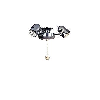 Fantasia ceiling fan light kit Venice