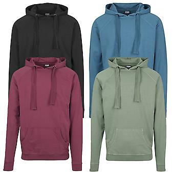 Urban Classics Hoodie Garment Washed Terry