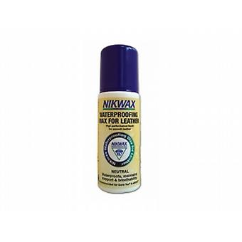 Nikwax Waterproofing Wax for Leather Waterproofing Aqueous Wax Neutral (125ml)