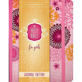 NIV Holy Bible For Girl - Journal Edition-Pink